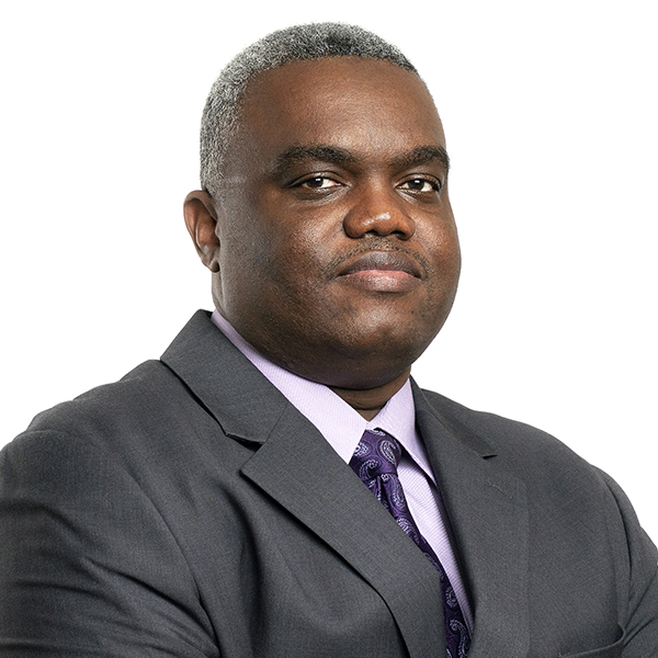 Mr. Vaughn Brown, BSc., MSc.