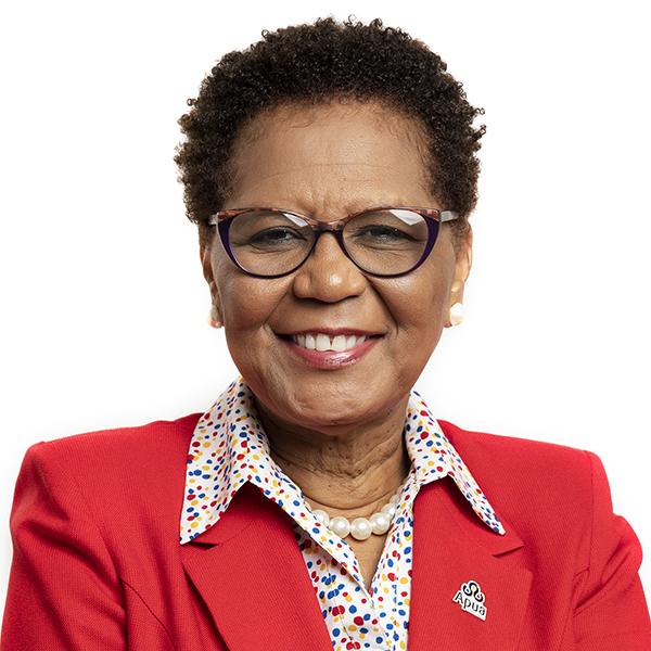 Ms. Wanda Clarke, ABM.