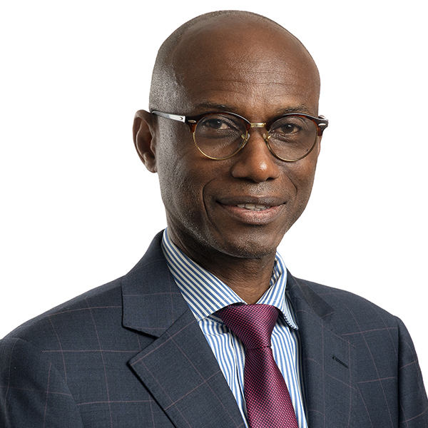 Mr. Roger Tonge, BSc., MBA